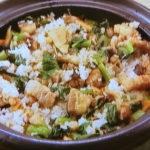 五目中華混ぜご飯