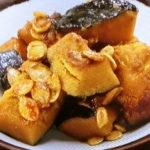 かぼちゃの炒り煮