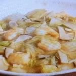 えびと白菜の中華うま煮