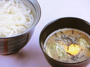 釜揚げつけ麺