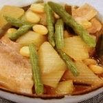 大根と豚バラのしょうゆ煮