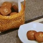 ジンジャーココアクッキー