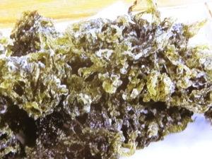 海苔の天ぷら
