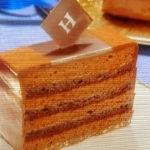 究極のチョコレートケーキ