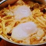 チーズ卵みそ煮込みうどん