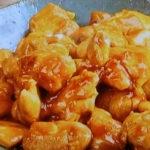 鶏肉のコチュジャンマヨ炒め