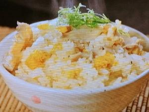 いちご煮釜飯