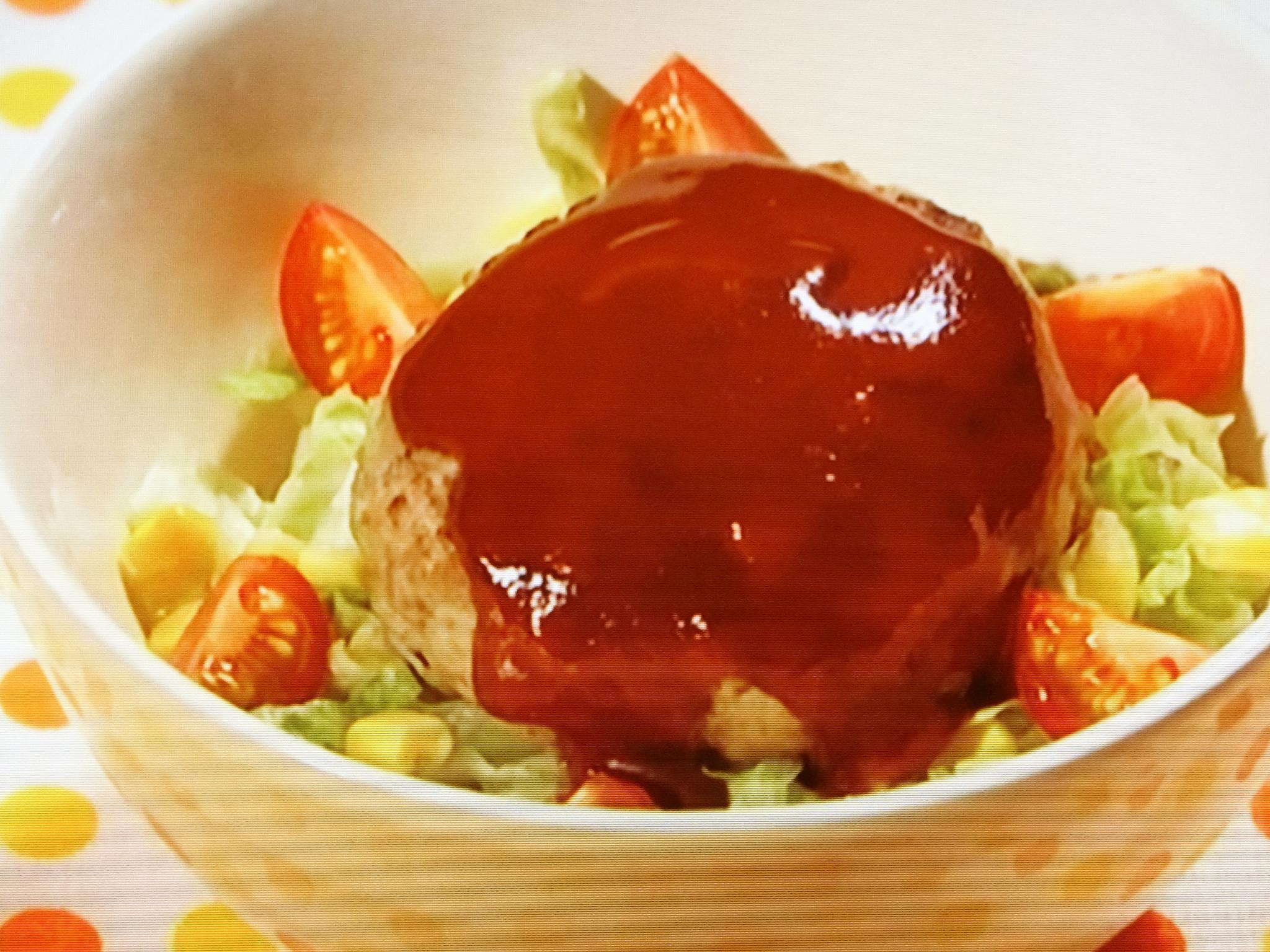 クックルン 豆腐 ハンバーグ