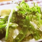 野菜の「30秒」アルデンテ蒸し