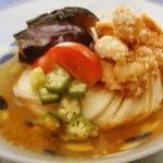 """<span class=""""title"""">曼荼羅煮麺(まんだらにゅうめん)</span>"""