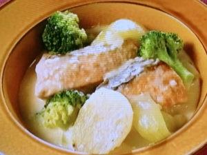 鮭 の クリーム 煮