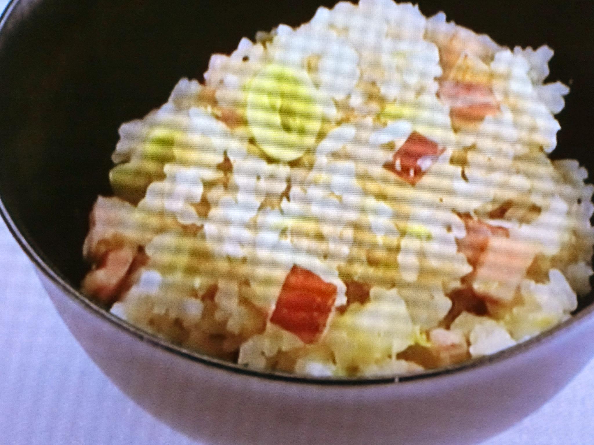 ご飯 人気 芋 レシピ