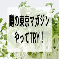 噂の東京マガジン やってTRY!