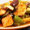 秋鮭とたっぷり野菜の焼きびたし